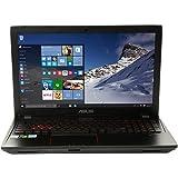 """ASUS FX53VE-MS74 15.6"""" Gaming Laptop Computer - Black Metal; Intel Core i7-7700HQ Processor 2.80GHz; NVIDIA GeForce GTX 1050 Ti 4GB GDDR5; 16GB DDR4 RAM; 1TB HDD + 256GB M.2 SSD"""