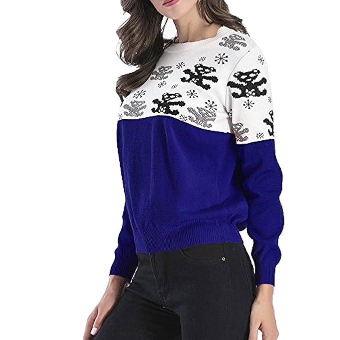 Logobeing Suéter Para Mujer, Jerséy Para Otoño Invierno Cárdigan Casual Outwear Tops Para Mujer (