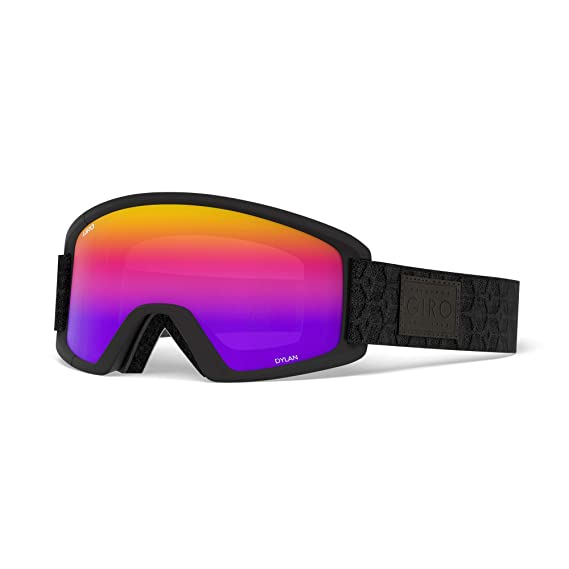 7bc22b5998 Amazon.com   Giro Dylan Women s Snow Goggles Berry Stonewashed - Grey  Cobalt Yellow   Sports   Outdoors