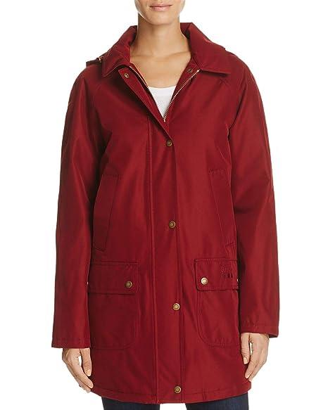 Amazon.com: Barbour - Chaqueta impermeable con capucha para ...