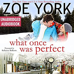 What Once Was Perfect Audiobook