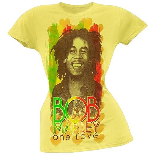 908cb8dad41 Amazon.com  Bob Marley - Side Profile Plus Size T-Shirt  Clothing