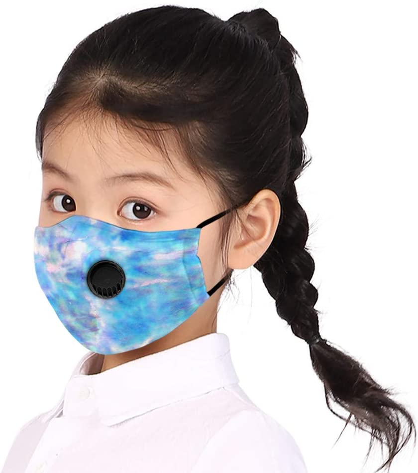face bandana for Kids N, 6pcs bandana, No Filter Washable Reusable