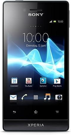 Sony Xperia Miro - Smartphone libre (pantalla de 3,5