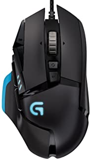 a5416f2a4c7 Logitech G502 Proteus Core Tunable Gaming Mouse with Fully Customizable  Surface, Weight and Balance Tuning
