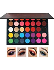 Beauty Glazed Charming Eyeshadow Palette Long Lasting 63 Color Gorgeous Me Shimmer Matte Eye Shadow Makeup Pallete Kit Durable Modeling Beauty Essentials