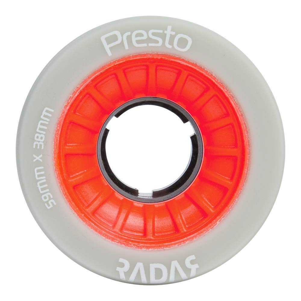 Presto Roller Skate Wheels Radar Wheels