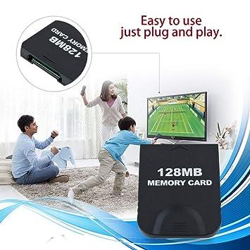 FairytaleMM Tarjeta de Memoria de Alta Velocidad de 128MB ...