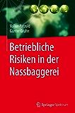 Betriebliche Risiken in der Nassbaggerei