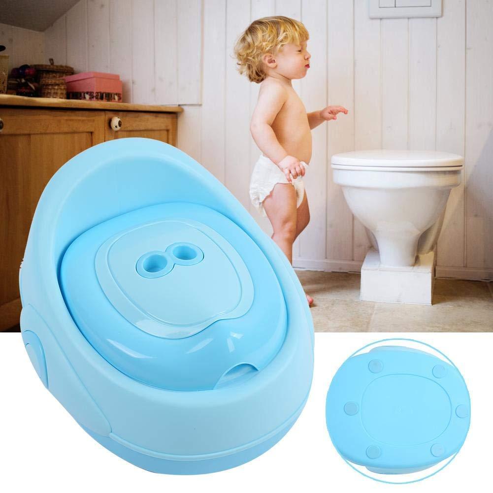 Lernt/öpfchen Einstellbar Sicherheits T/öpfchen Kindertopf Baby T/öpfchen Baby Training Toilette Potty Babytopf und Toilettensitz f/ür Kinder Kleinkinder f/ür Kinder Ab 6 Monate