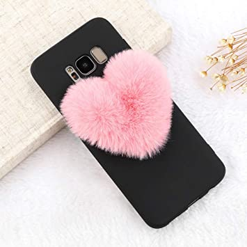 coque samsung galaxy s6 edge fourrure