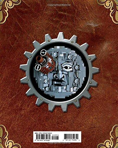 Steampunk LEGO 5