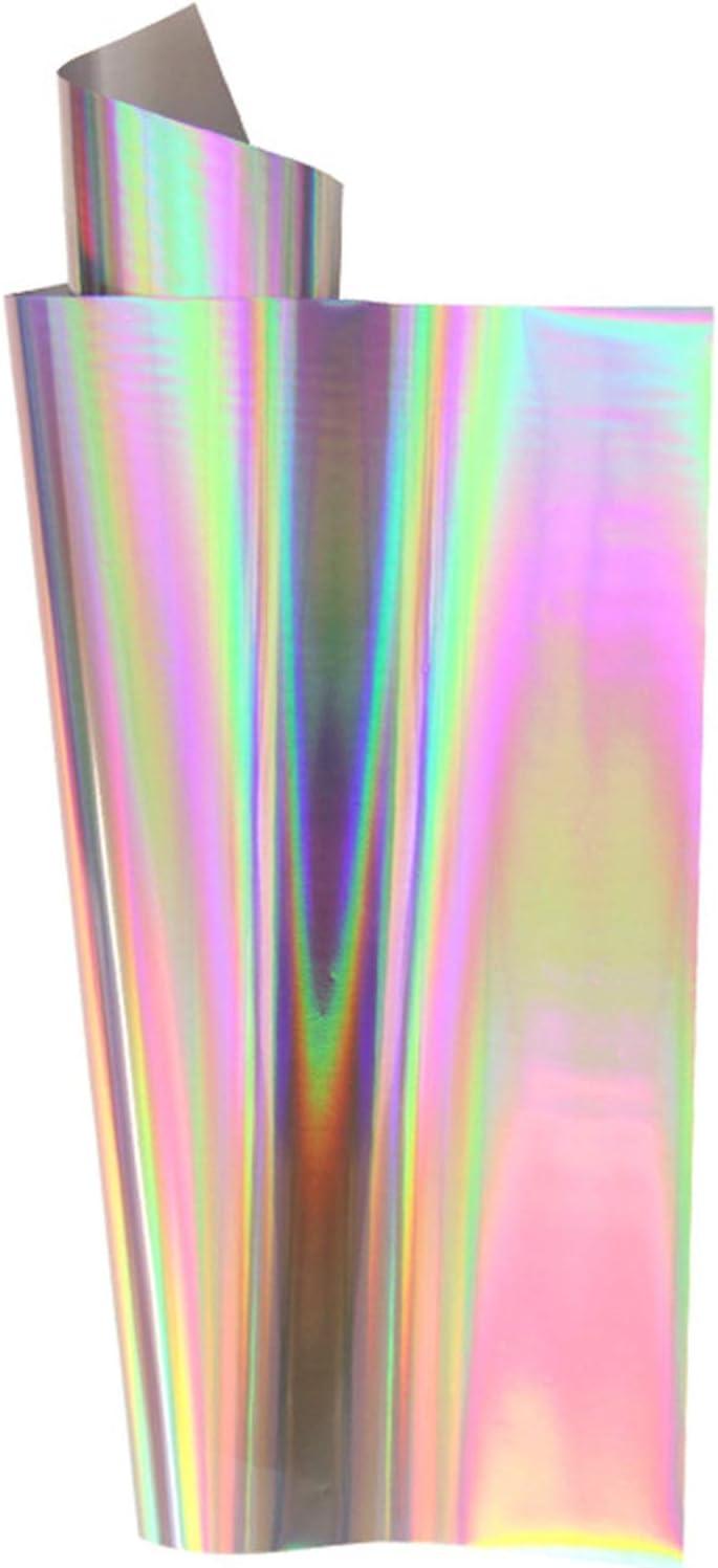 3 piezas A4 papel de aluminio para estampado, colorido, papel ...