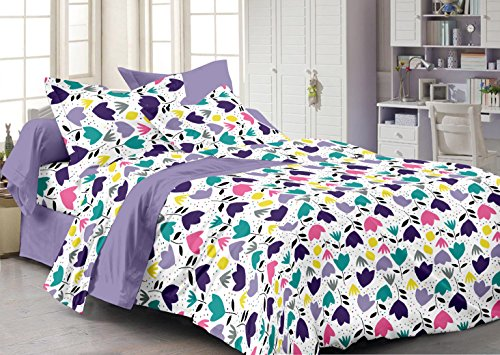 Story @ Home White COTTON Super Soft Double 1 Double Queen size Dohar/AC Quilt