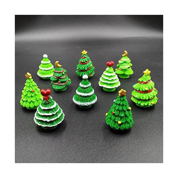 christmas trees miniature ornament kits - Christmas Decoration Kits