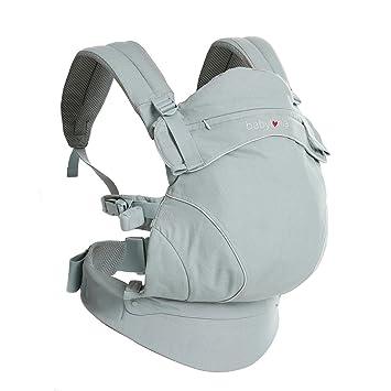 285276804a3c Porte-bébé évolutif Babylonia Flexia Soft Grey  Amazon.fr  Jeux et ...