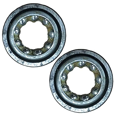 2) Kubota Steering Shaft Bearings for B1550 B1750 B4200