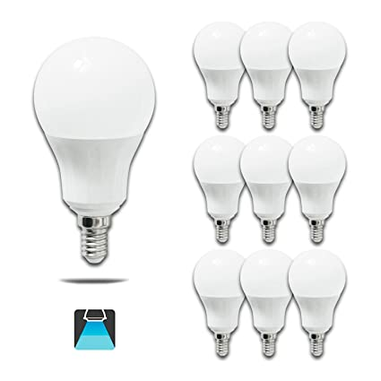 Aigostar – Bombillas LED E14 LED A5 A60, de ángulo amplio de 280 grados,