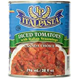 Italpasta Herb and Spice Diced Tomatoes, 796ml