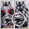 Character Lego Star Wars Villains Rotary 2 Piece UK Single/US Twin Sheet Set 1 x Double Sided Sheet and 1 x Pillowcase