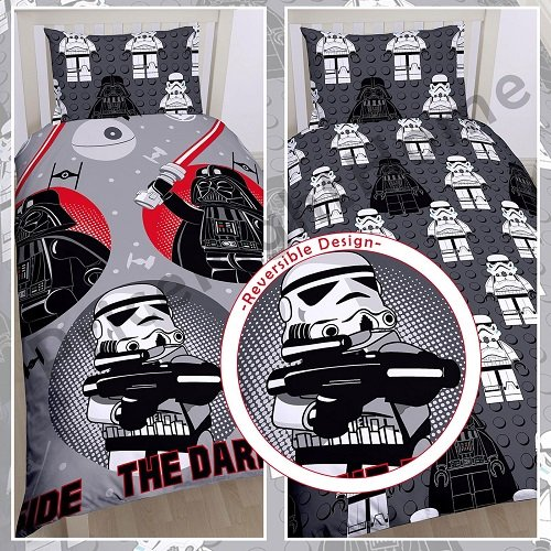 Funda Nordica Lego Star Wars.Character Lego Star Wars Villains Rotary 2 Piece Uk Single Us