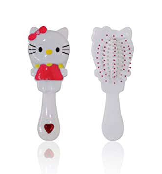 Buy Glan Kids Hair Brush And Comb Cartoon Hair Brush For Kids Multi Color Pack Of 1 Online At Low Prices In India Amazon In