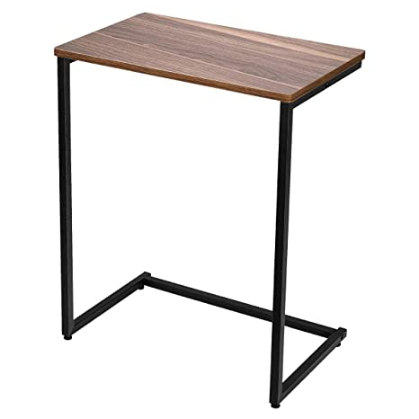 amazon com homemaxs sofa side end table c table multiple stand 26 rh amazon com 9 sofa table sofa table c shaped