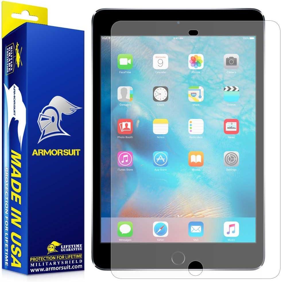ArmorSuit MilitaryShield Apple iPad Mini 4 Matte Screen Protector Brand New!