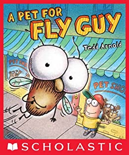 A Pet for Fly Guy by [Arnold, Tedd]