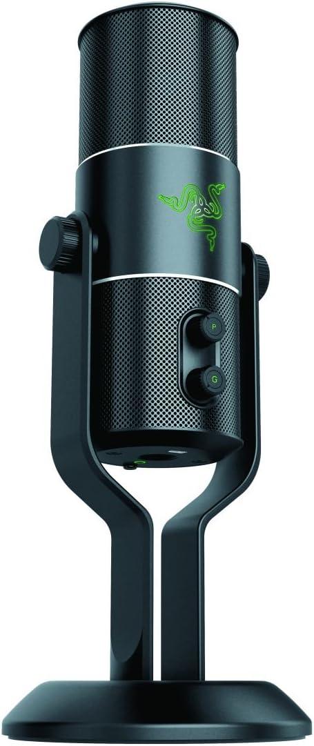 Razer Seiren Professionelles Streaming Usb Mikrofon Computer Zubehör