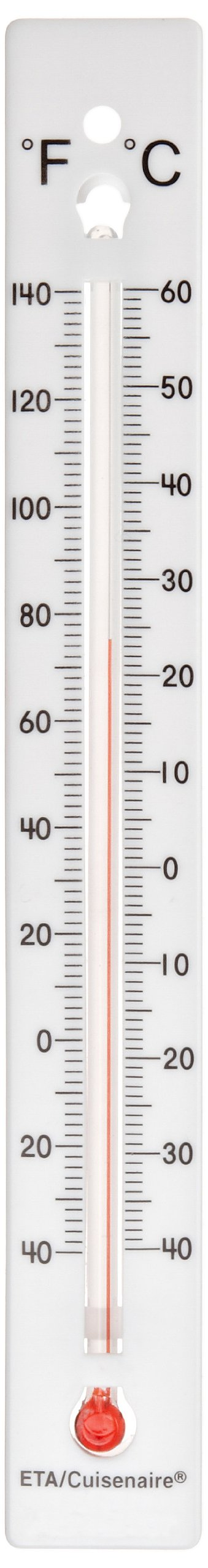 ETA hand2mind Low-Range Dual-Scale Safety Thermometers (Pack of 10)