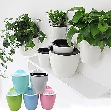 Jardiniere Creative A Fixer Au Mur Avec Fonction De
