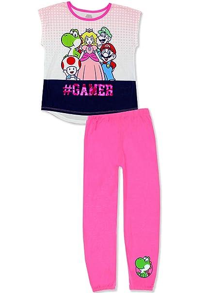 Amazon.com: Komar Super Mario - Conjunto de pantalones y ...