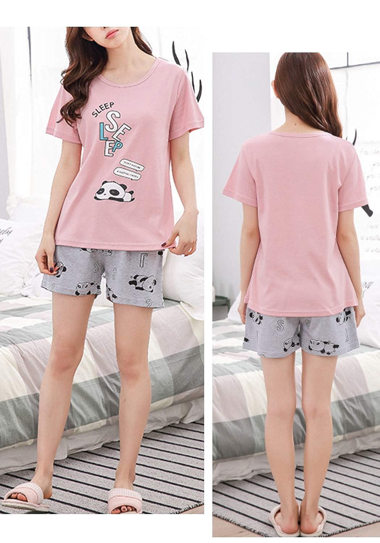 BAIYIXIN Big Girls Short Pajama Set Cute Loungewear 12-20 Years