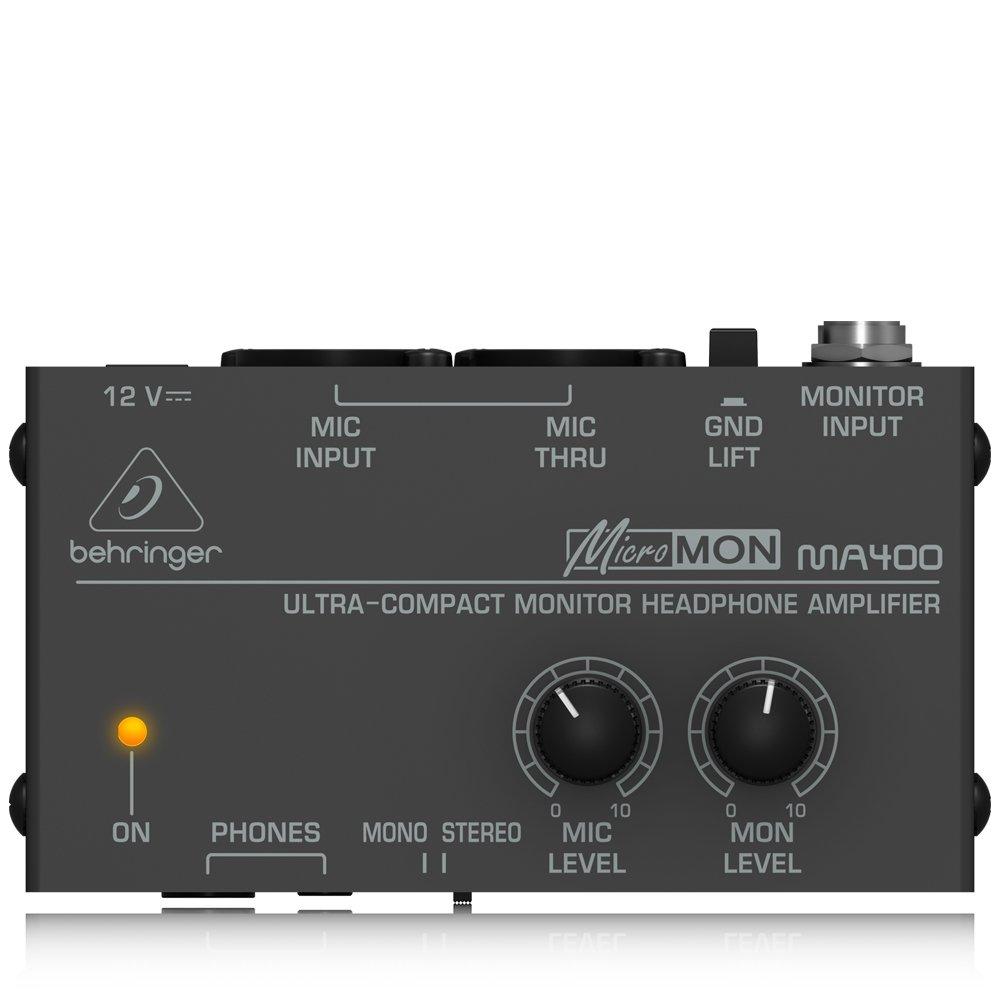 Behringer Consoles Sono et Studio MA400 MICROMIX MA400MICROMIX Neuf garantie 2 ans