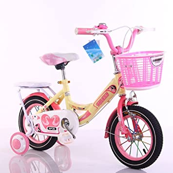 sheng Niño de la bici del niño 16 pulgadas niña de carro de bebé ...