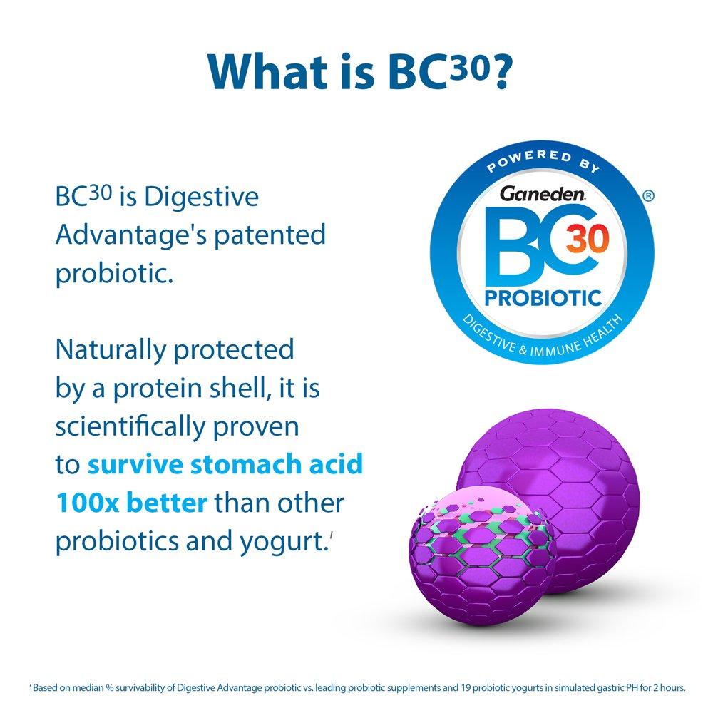 Digestive Advantage Lactose Defense Formula, 96 Capsules (3 packs of 32ct) by Digestive Advantage (Image #4)