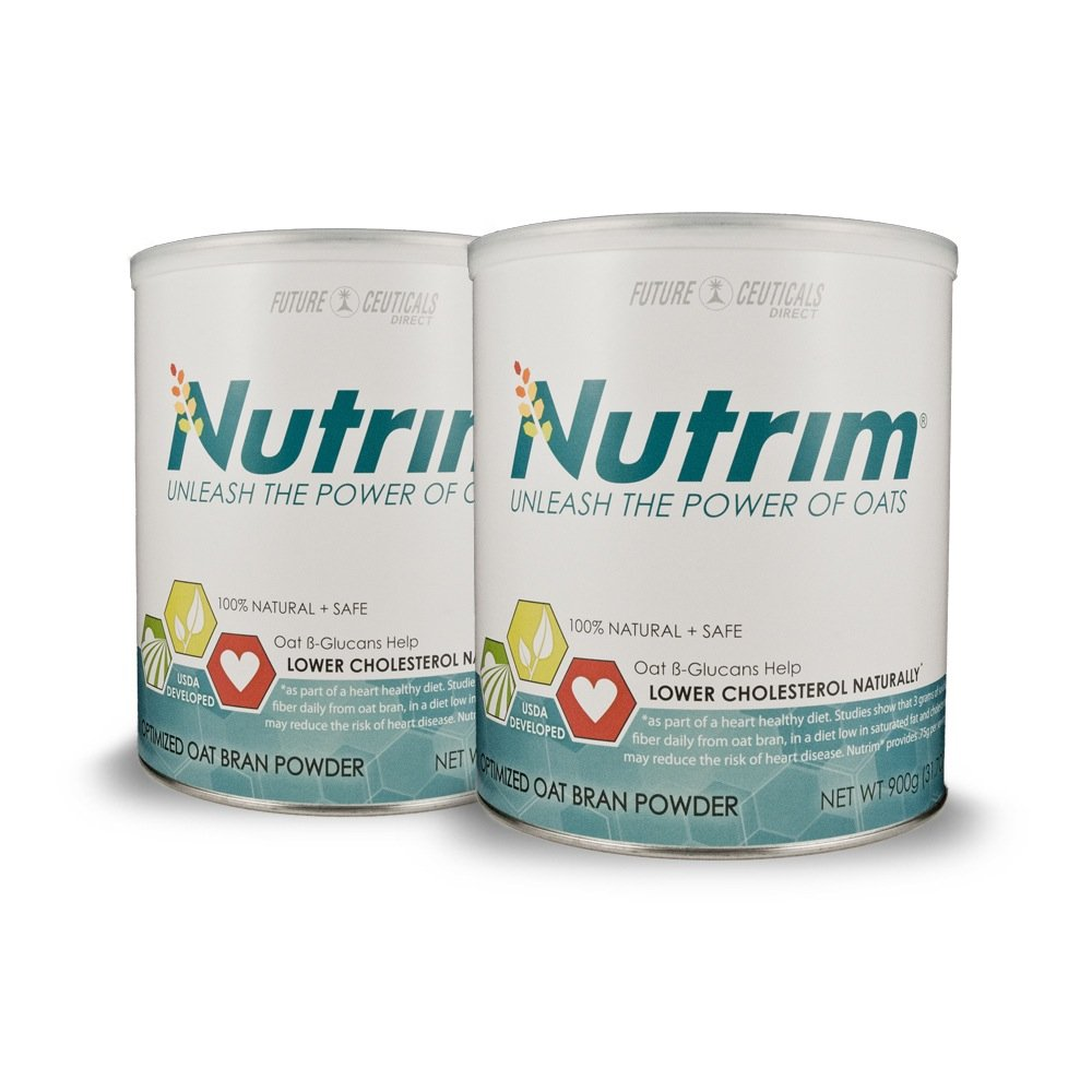 Nutrim Oat Beta Glucan, 240 Serving (4-month Supply) - Advanced Use - Recipe Fat-replacement by Nutrim