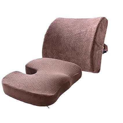 Amazon.com: AWAKMER - Juego de cojines para asiento (tamaño ...