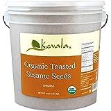 Kevala Toasted Sesame Seeds, 4 Pound
