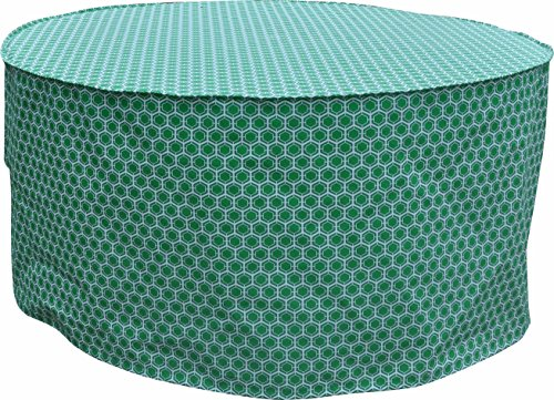 BBQ Coverpro Honey Comb Series - Waterproof Heavy Duty Round Patio Table Cover (Dia50 X23 H) by BBQ Coverpro