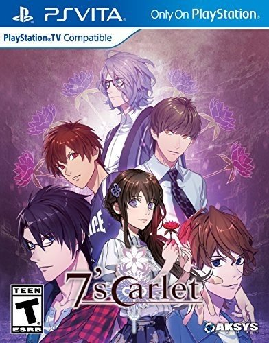 7'scarlet – PlayStation Vita