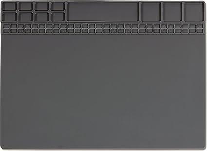Phone Repair Corrosion Resistance Insulation Working Mat Heat Resistant Soldering Mat Antiskid Soldering Cell Phone Repair Mat Computer Tablet for Mobile Phone