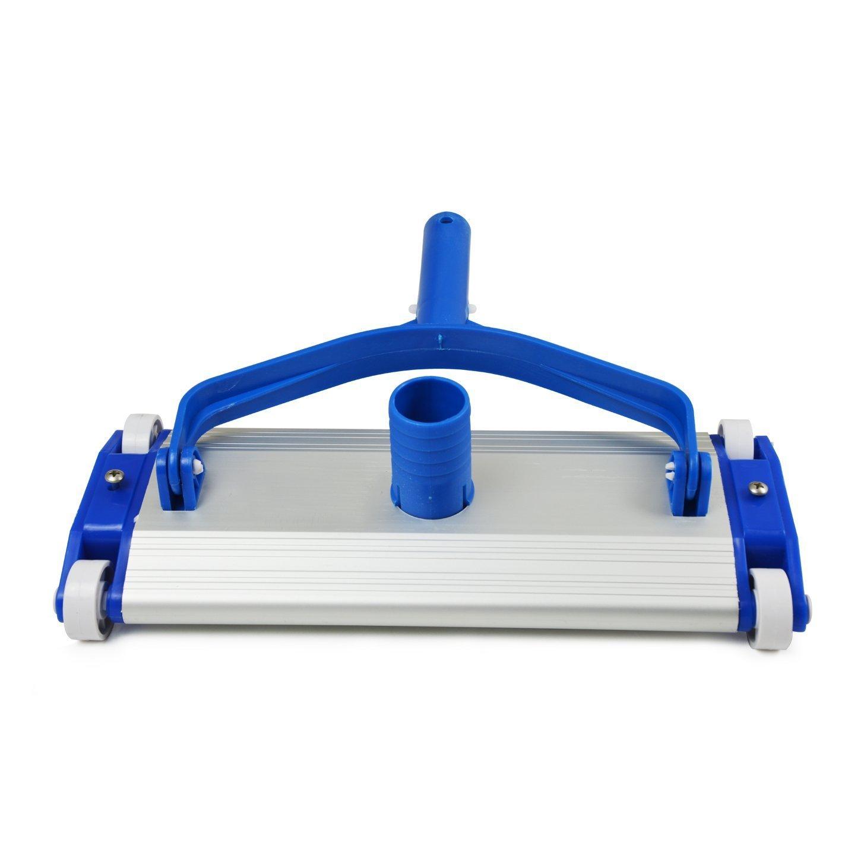 Brosse aspirante pour piscine cool balai aspirateur roues for Balai aspirateur piscine leroy merlin