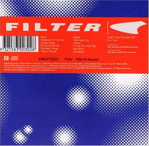 Filter - 2000 - Zortam Music