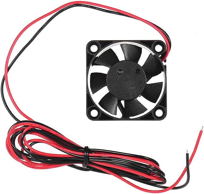 Aibecy creality 3d 4010 ventilador de refrigeración Sin escobillas ...