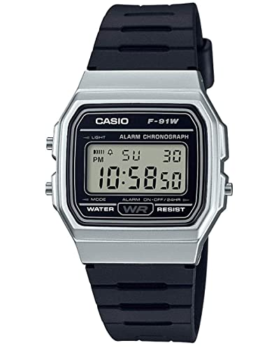 Montre Mixte Casio Collection F-91WM-7AEF  Amazon.fr  Montres f65edd582299