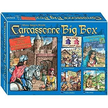 Z-Man Games - Carcassonne Big Box 5