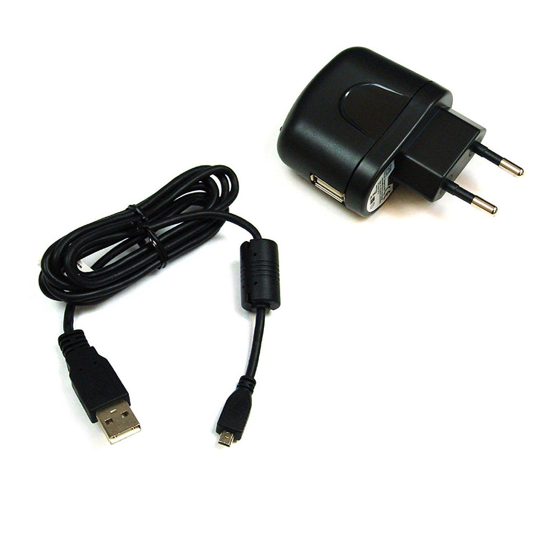USB Kabel für Sony Cybershot DSC-W610 Datenkabel Data Cable