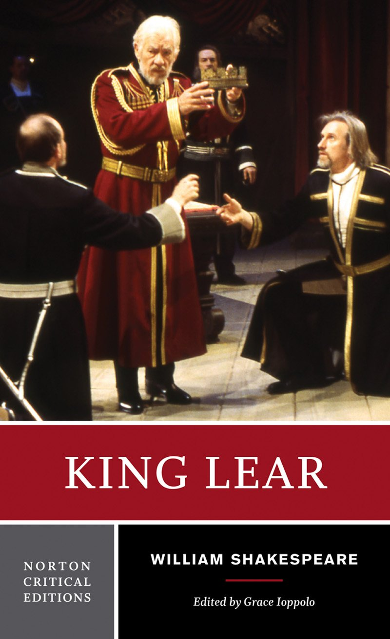 critical essay of king lear The paperback of the king lear: critical essays by kenneth muir at barnes & noble free shipping on $25 or more.